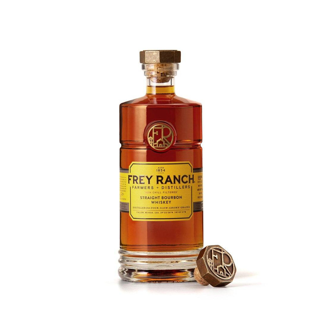 Frey Ranch Bourbon Whiskey Straight Bourbon Whiskey Frey Ranch