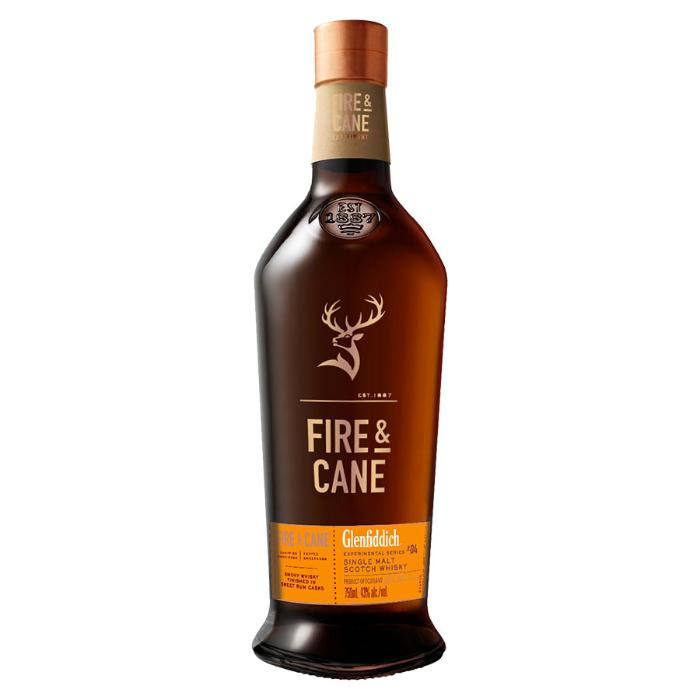 Glenfiddich Fire And Cane Scotch Glenfiddich