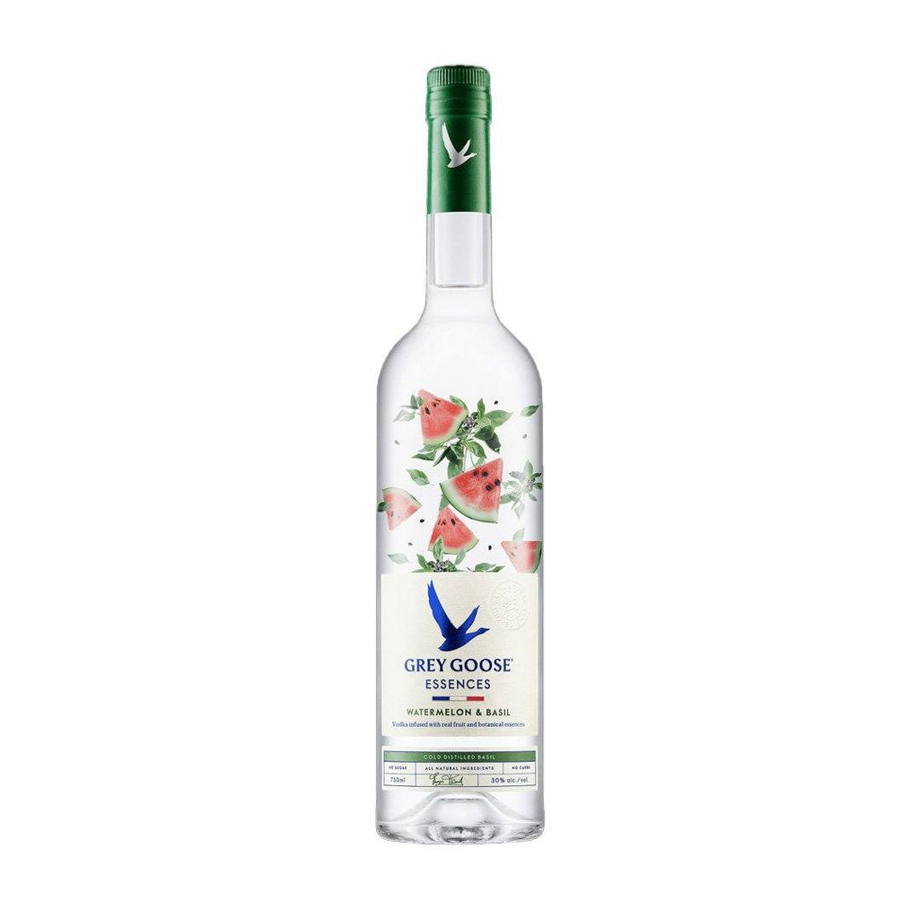 Grey Goose Watermelon and Basil Vodka Flavoured Vodka Grey Goose Vodka