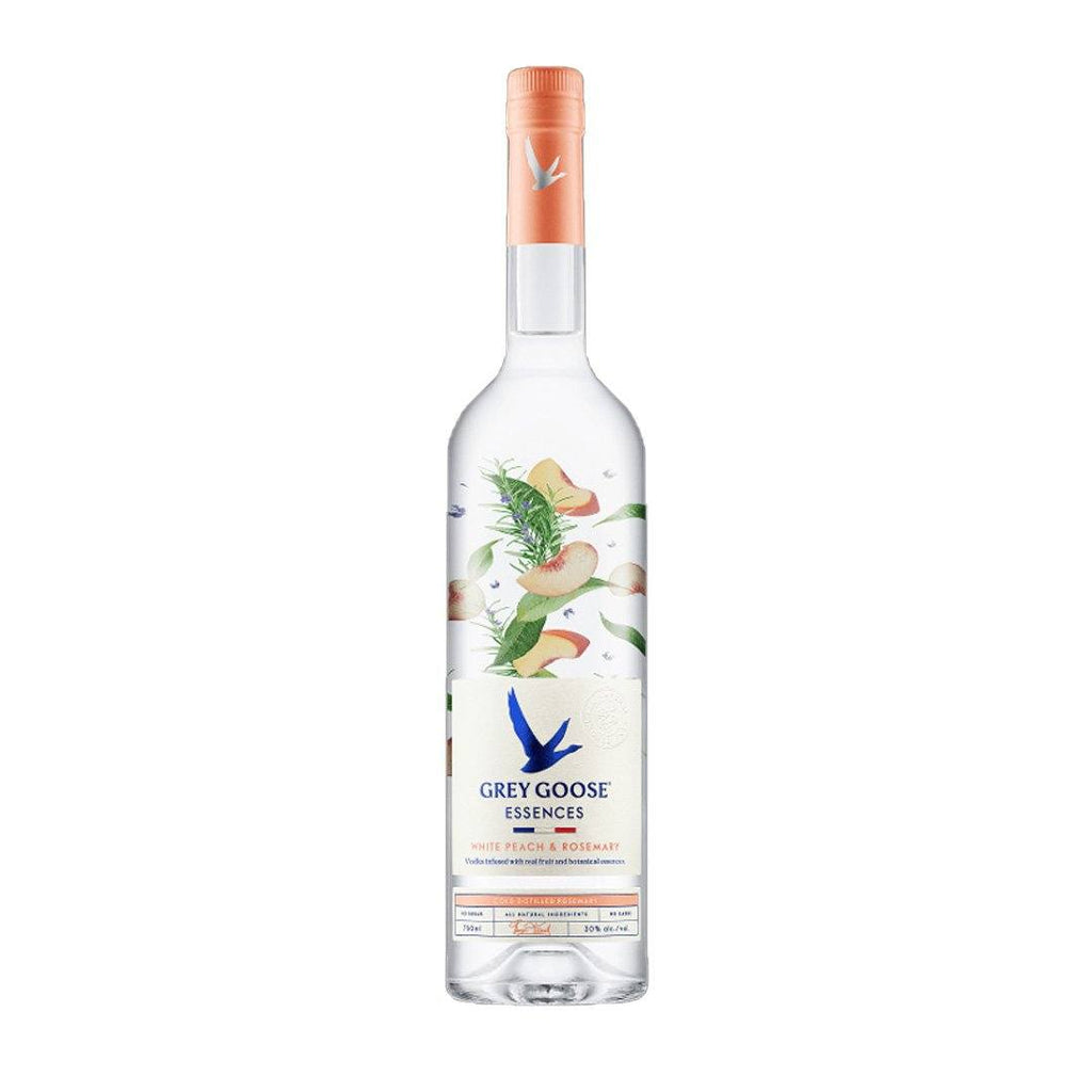 Grey Goose White Peach and Rosemary Vodka Flavoured Vodka Grey Goose Vodka
