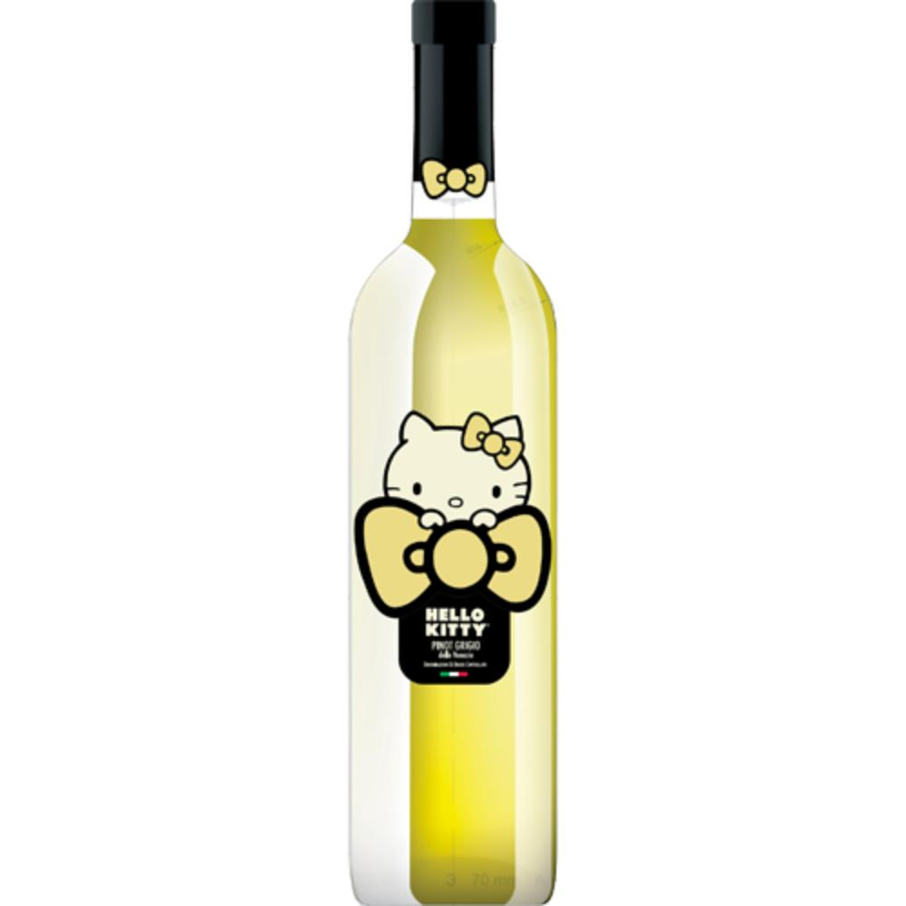 Hello Kitty Pinot Grigio Wine Hello Kitty Wines