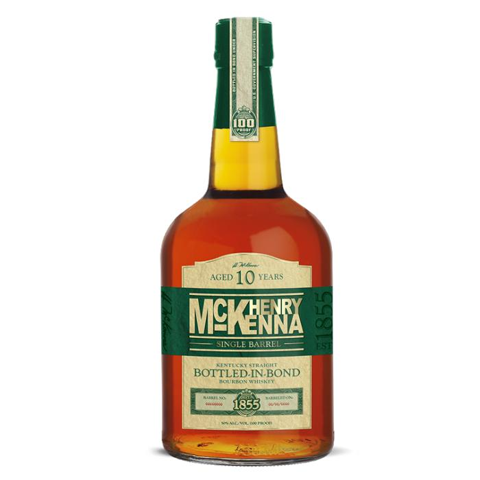 Henry Mckenna Single Barrel Bourbon Henry Mckenna