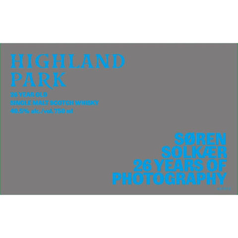 Highland Park Soren Solkaer 26 Years Of Photography
