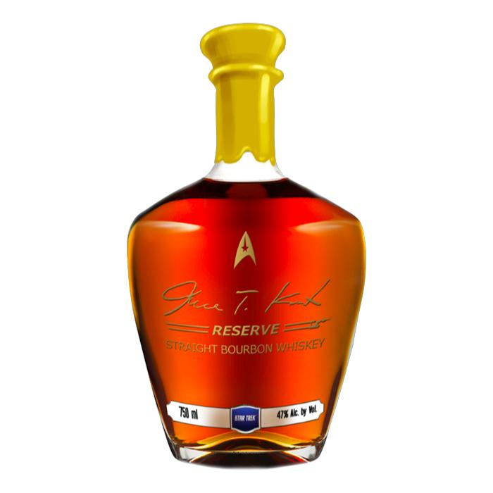 James T. Kirk Reserve Bourbon James T. Kirk