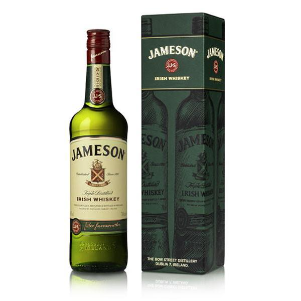 Jameson Irish Whiskey Irish whiskey Jameson