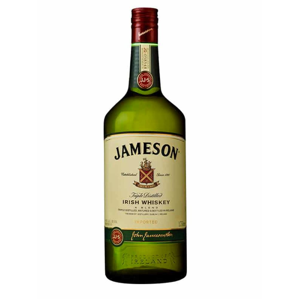 Jameson Irish Whiskey 1.75L Irish whiskey Jameson