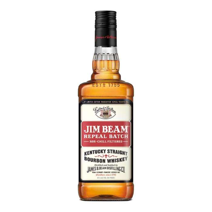 Jim Beam Repeal Batch Bourbon Jim Beam