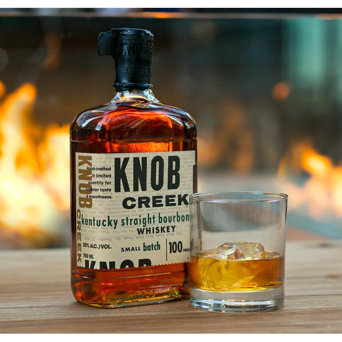 Knob Creek Kentucky Straight Bourbon Whiskey Bourbon Knob Creek