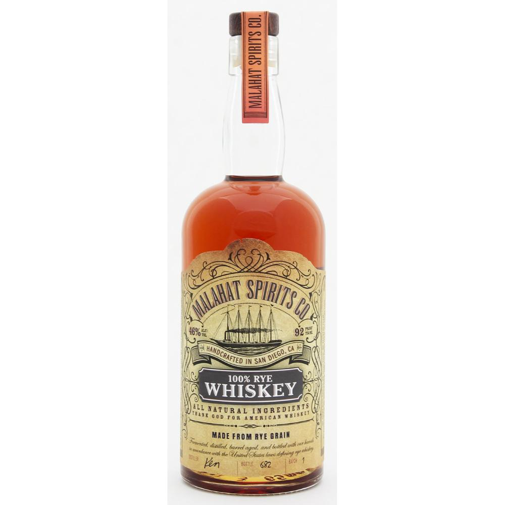 Malahat Spirits Co. Rye Whiskey Rye Whiskey Malahat Spirits Co.