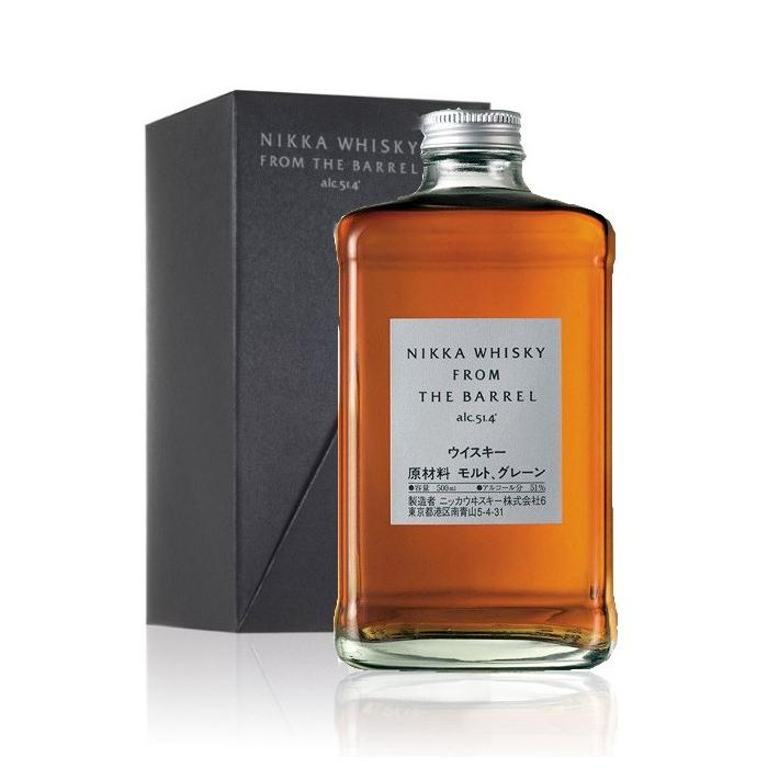 Nikka Whisky From The Barrel Japanese Whisky Nikka