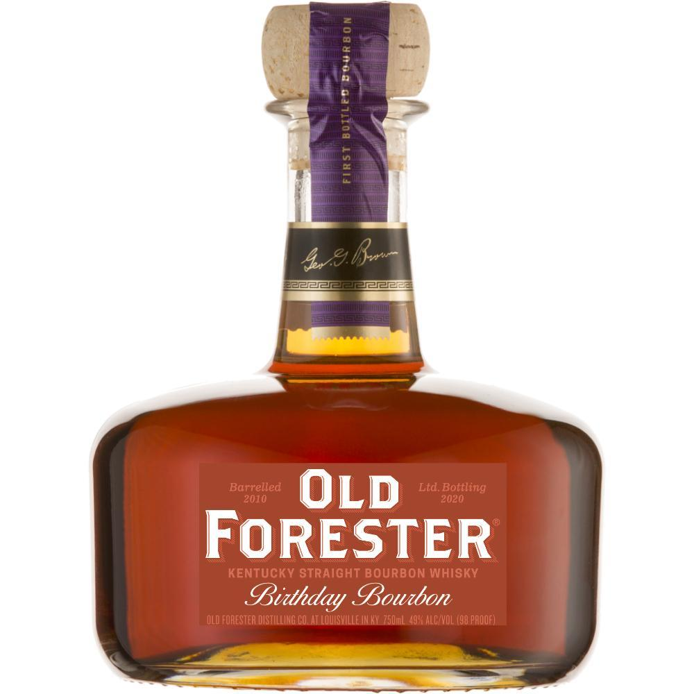 Old Forester Birthday Bourbon 2020 Bourbon Old Forester