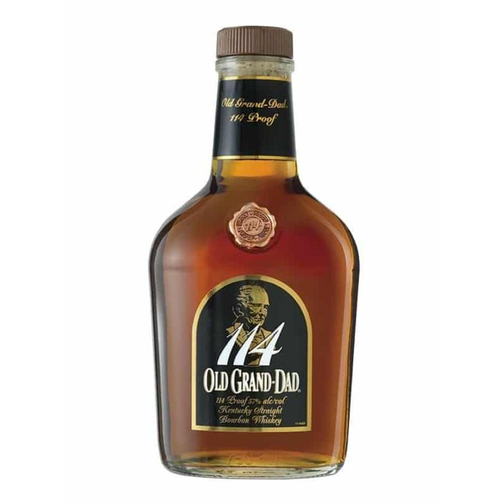 Old Grand Dad 114 Bourbon Whiskey Bourbon Old Grand Dad