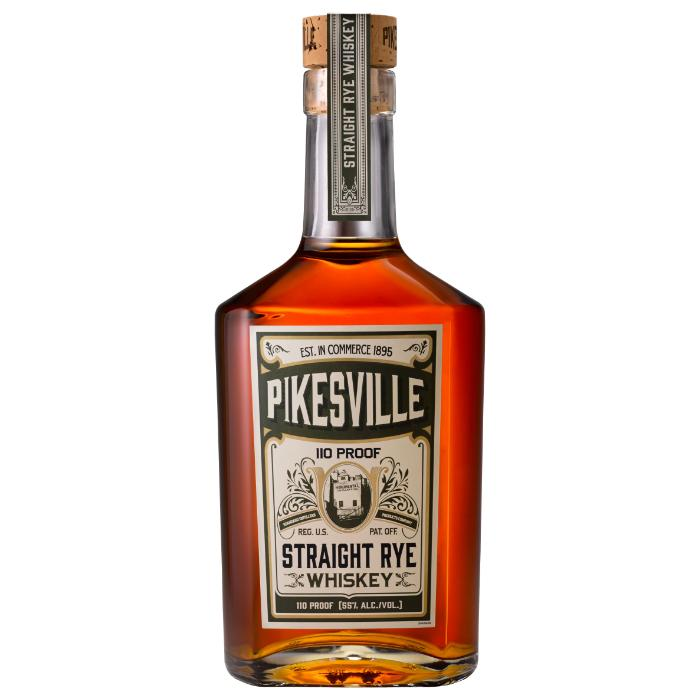 Pikesville Straight Rye Whiskey Rye Whiskey Pikesville