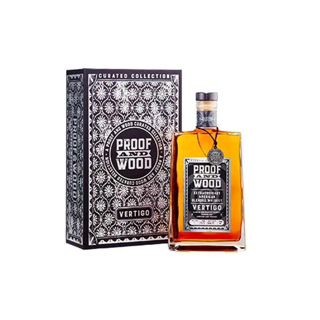 Proof And Wood Vertigo Whiskey Whiskey Proof and Wood