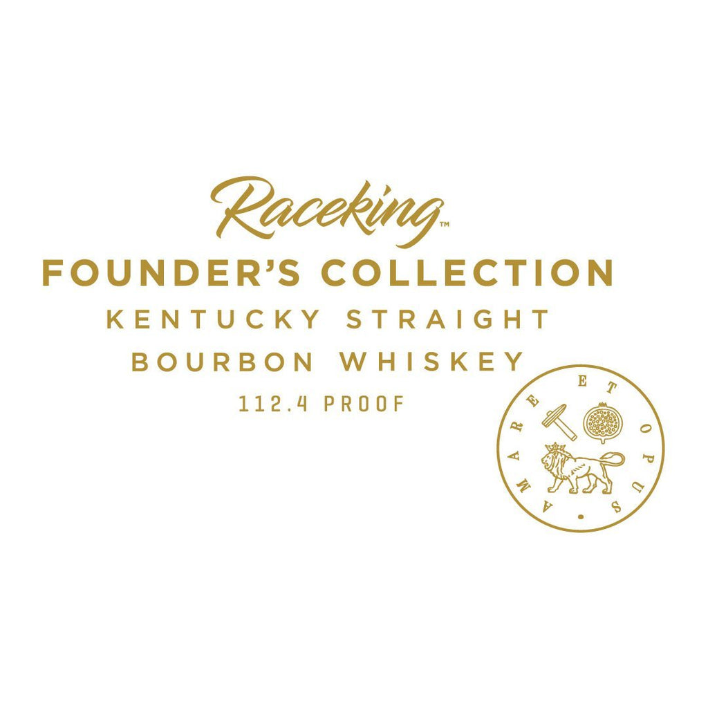 Rabbit Hole Founders Collection Raceking Kentucky Straight Bourbon Whiskey Rabbit Hole Distillery