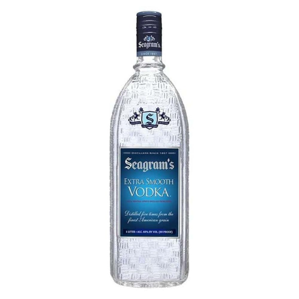 Seagram's Vodka 1.75L Vodka Seagrams