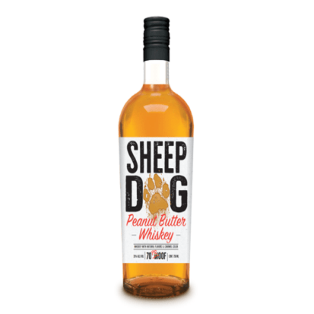 Sheep Dog Peanut Butter Whiskey American Whiskey Sheep Dog Peanut Butter Whiskey