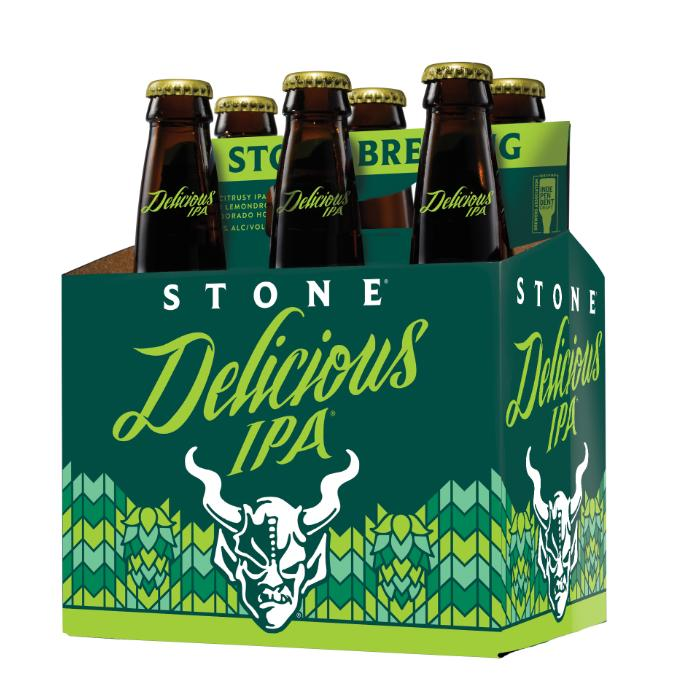 Stone Delicious IPA Beer Stone Brewing Company