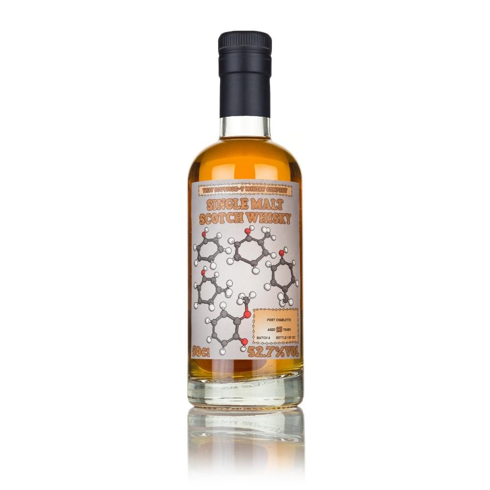 That Boutique-y Whisky Company Port Charlotte 13 Scotch That Boutique-y Whisky Company