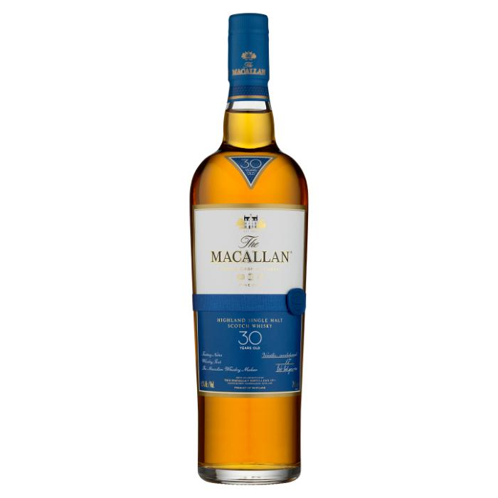The Macallan Fine Oak 30 Years Old Scotch The Macallan