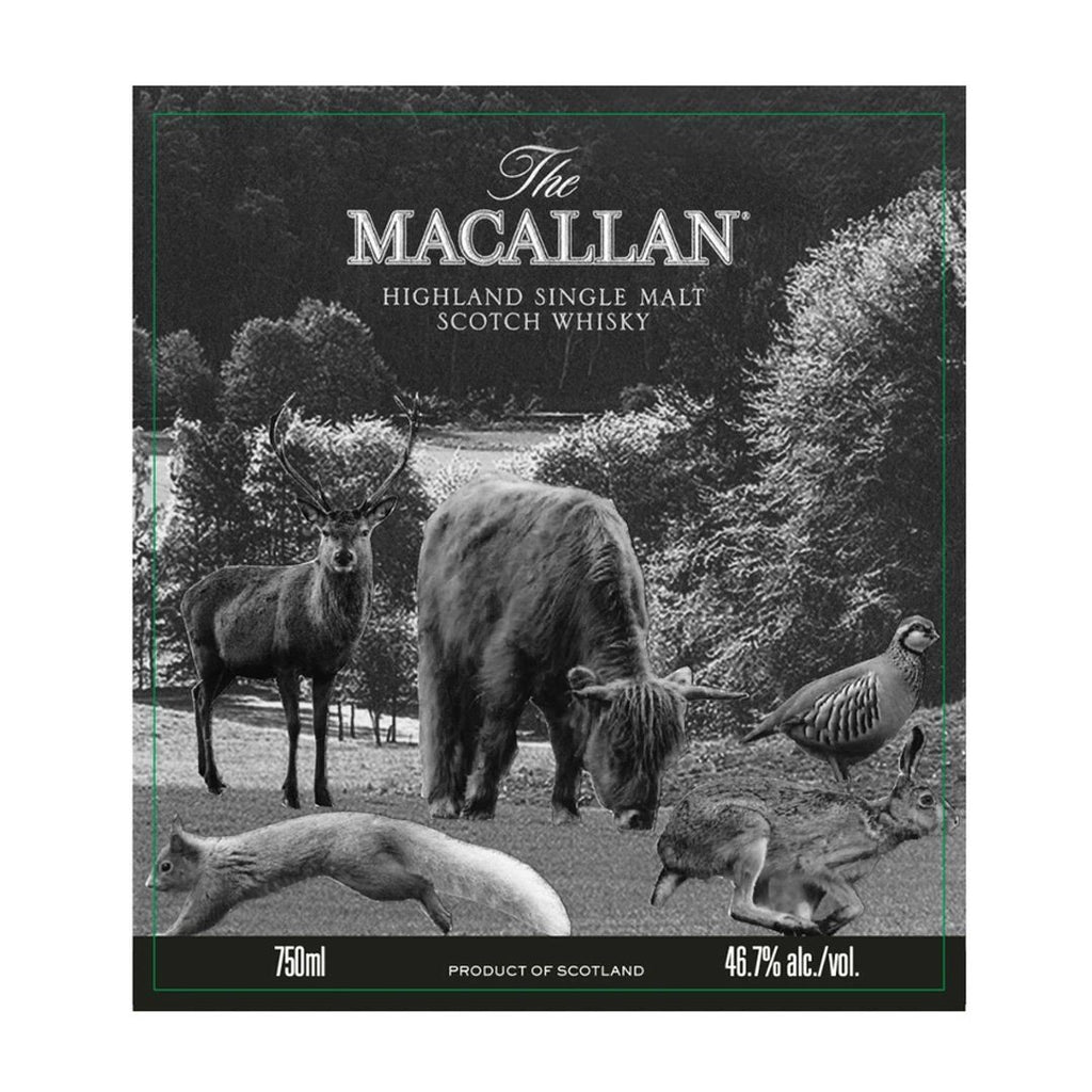 The Macallan Anecdotes Of The Ages Easter Elchies Estate Single Malt Scotch Whiskey The Macallan