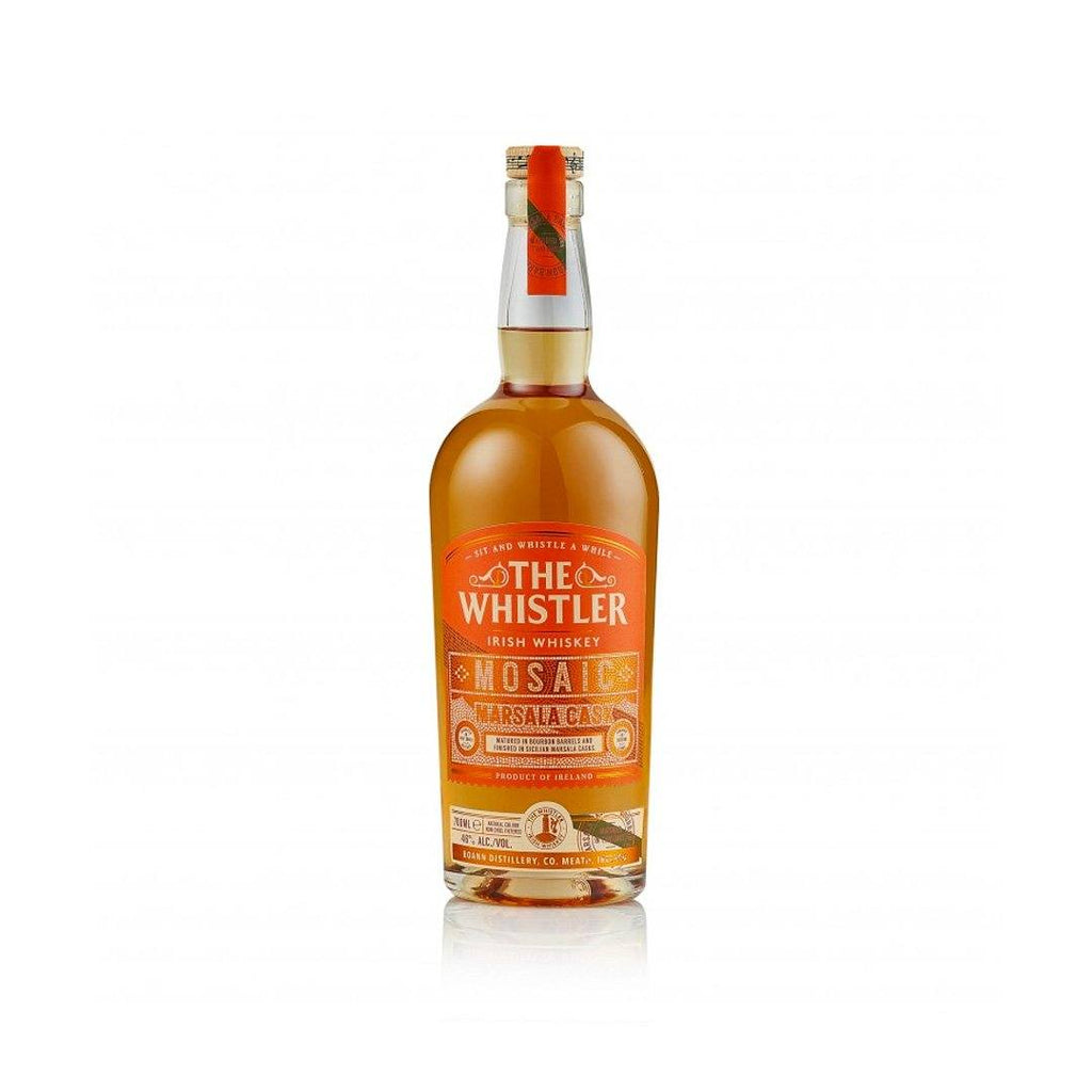 The Whistler Mosaic Marsala Cask Irish whiskey The Whistler Irish Whiskey