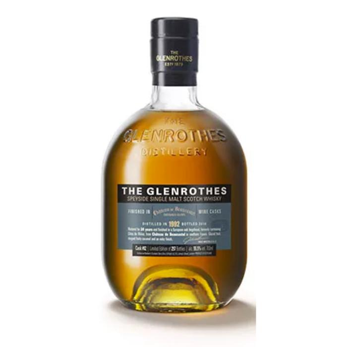 The Glenrothes Chateau de Beaucastel Cask Scotch The Glenrothes