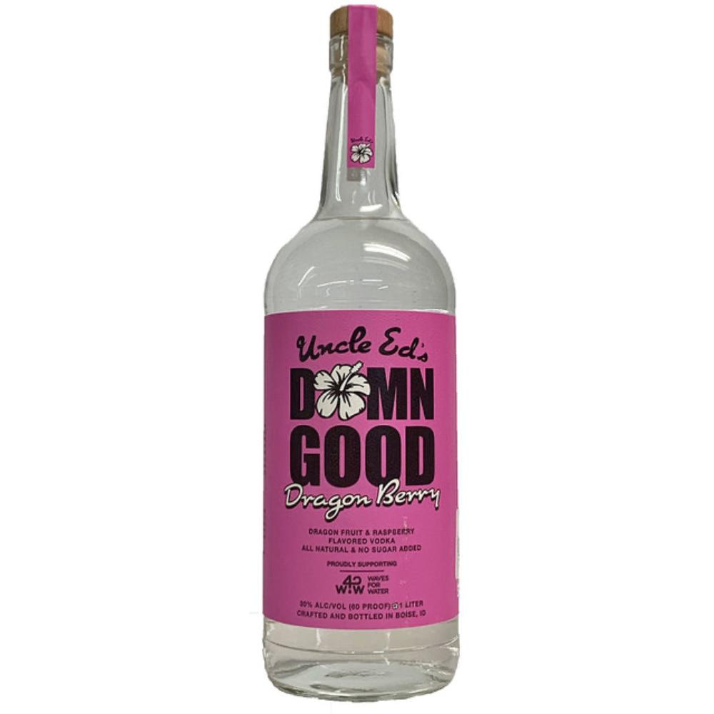 Uncle Ed's Damn Good Vodka Dragon Berry Vodka Uncle Ed's Damn Good Vodka
