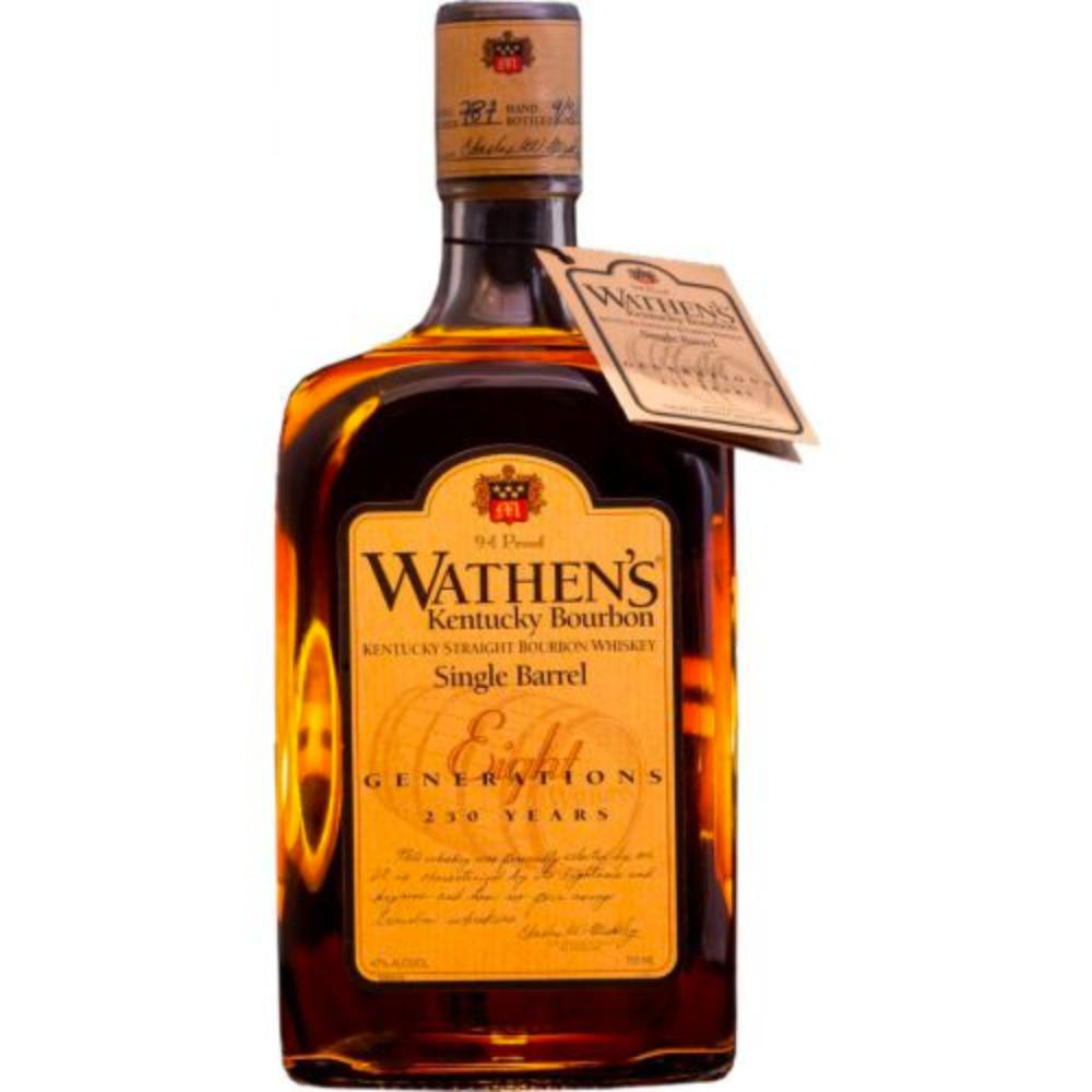 Wathen's Single Barrel Bourbon Bourbon Wathen's