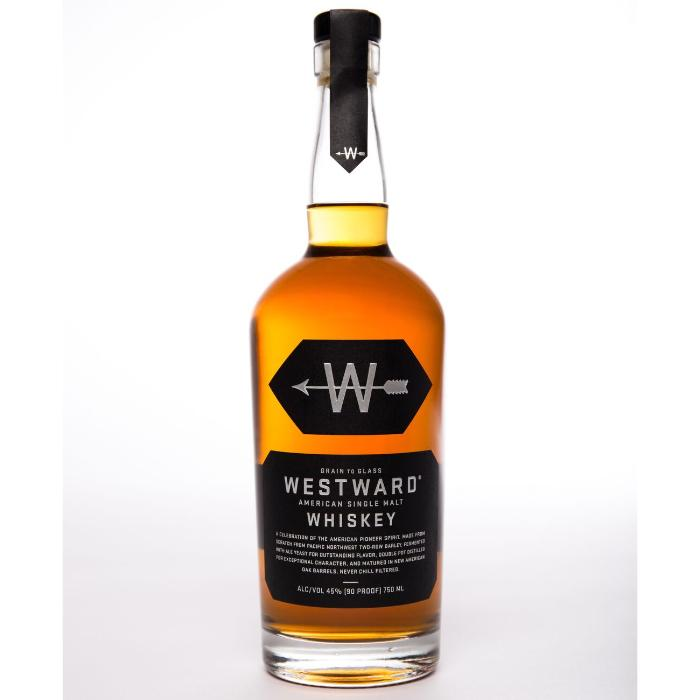 Westward American Single Malt Whiskey American Whiskey Westward