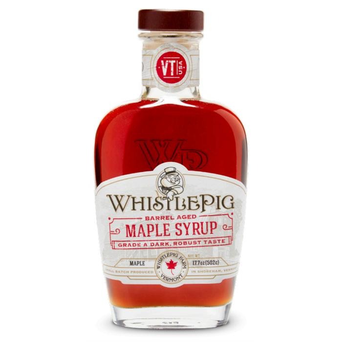 WhistlePig Barrel Aged Maple Syrup Rye Whiskey WhistlePig