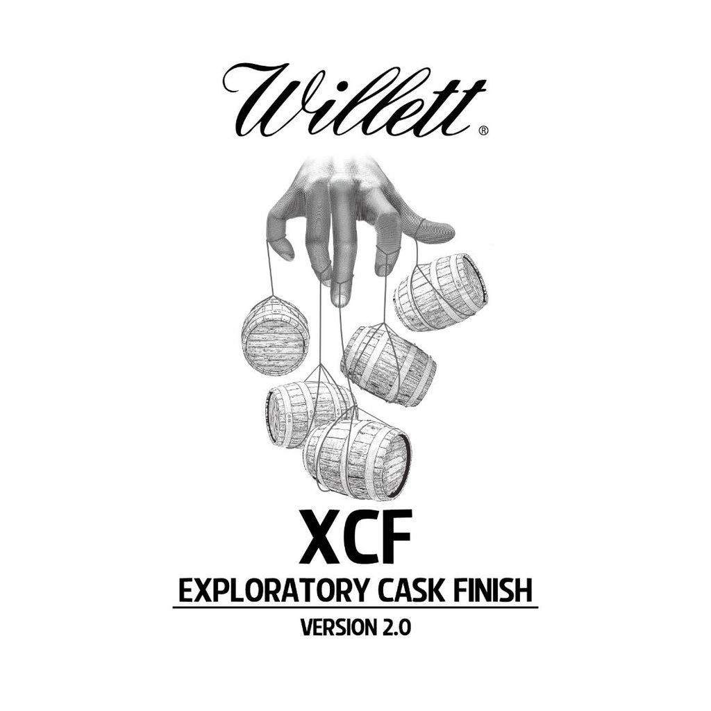 Willet XCF Version 2.0 American Rye Whiskey Willett Distillery