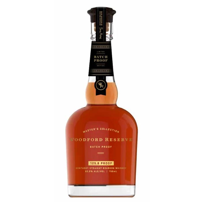 Woodford Reserve Batch Proof Bourbon Woodford Reserve