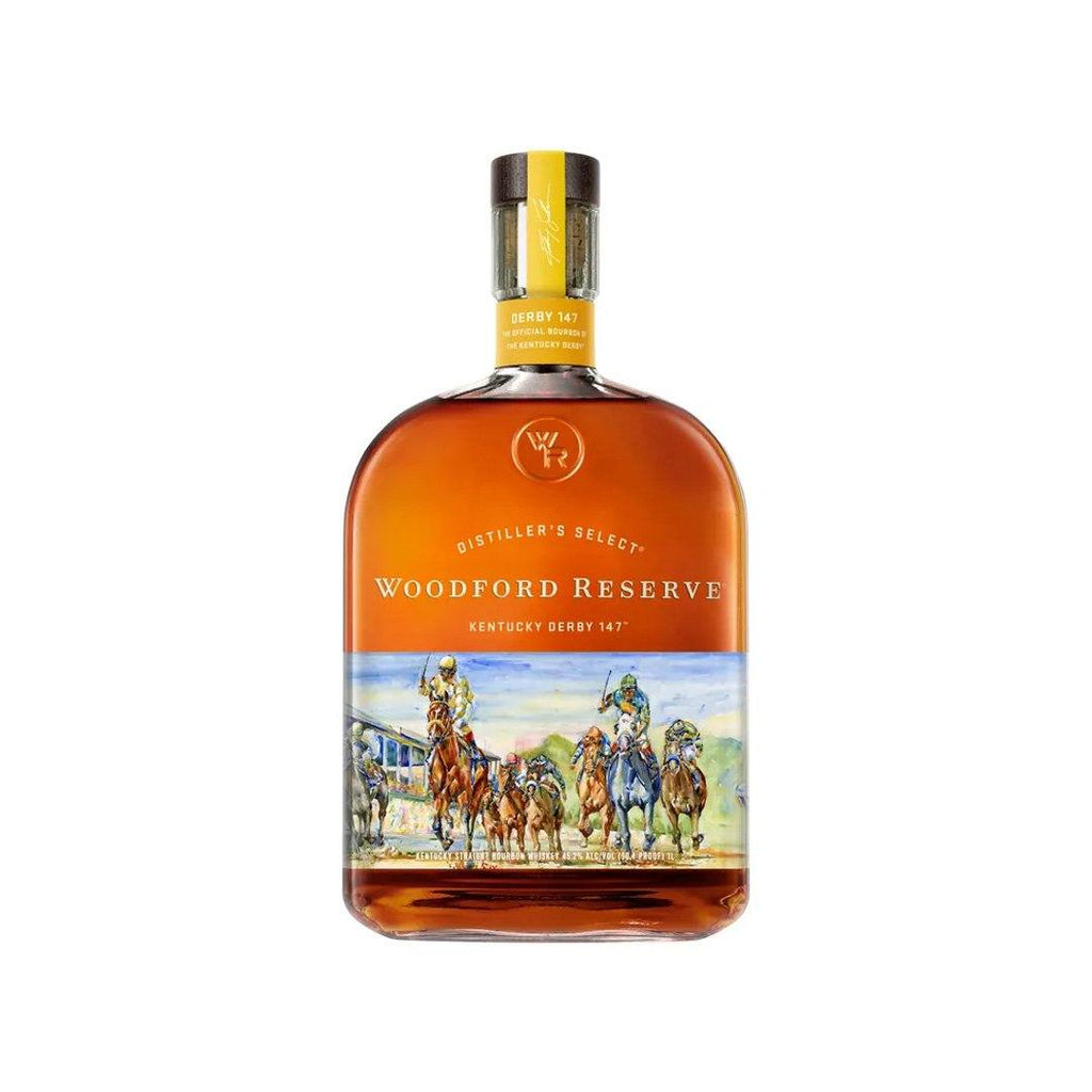 Woodford Reserve Kentucky Derby 2021 Bourbon Whiskey Woodford Reserve