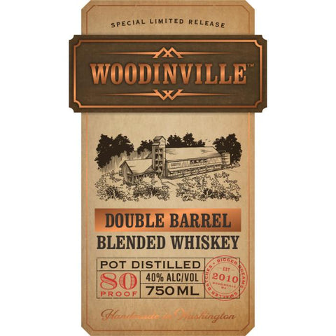 Woodinville Double Barrel