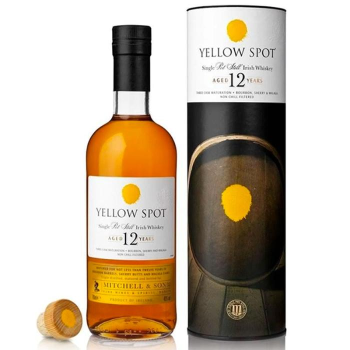 Yellow Spot Irish whiskey Spot Whiskey