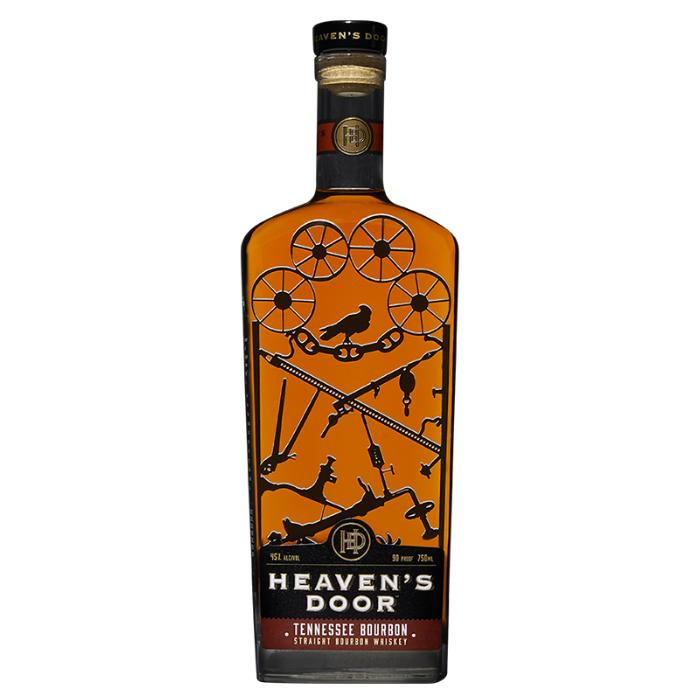 Heaven's Door Tennessee Bourbon Bourbon Heaven's Door Whiskey