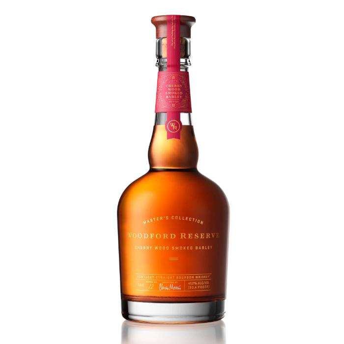 Master's Collection Cherry Wood Smoked Barley Bourbon Woodford Reserve