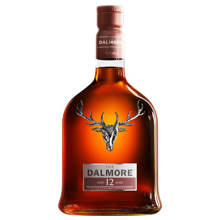 The Dalmore 12 Year Old Scotch The Dalmore