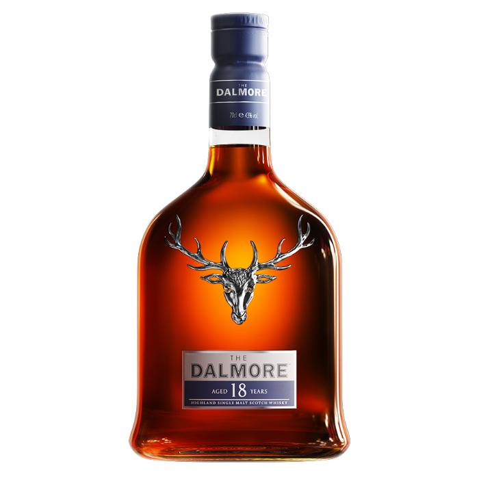 The Dalmore 18 Year Old Scotch The Dalmore