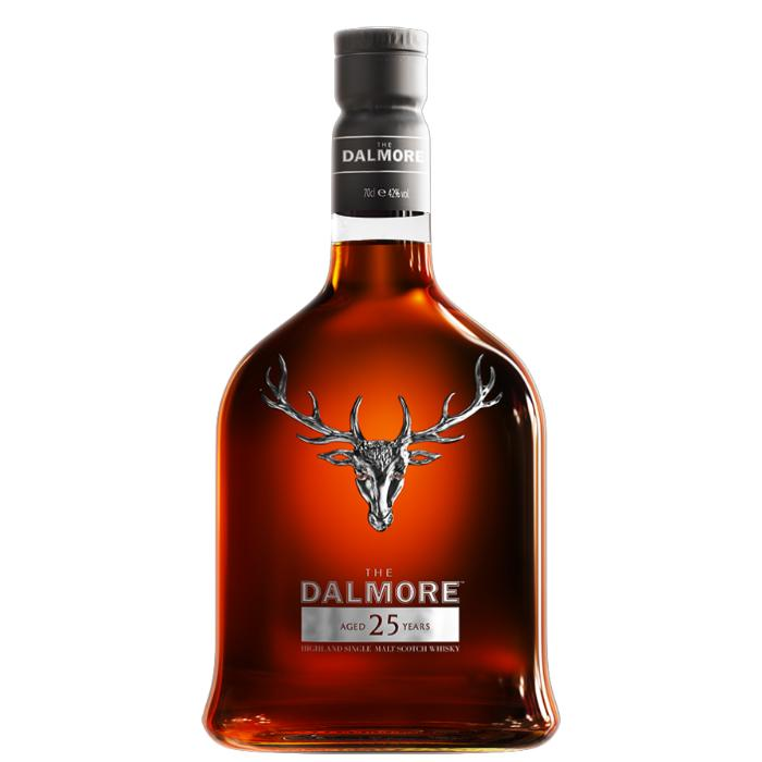 The Dalmore 25 Year Old Scotch The Dalmore