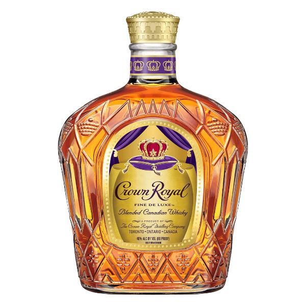 Crown Royal Deluxe Canadian Whisky Crown Royal