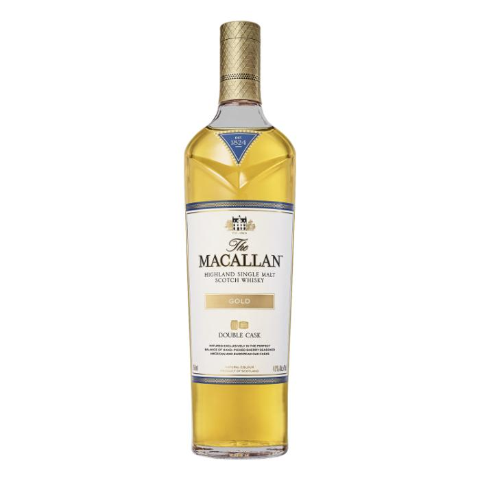 The Macallan Double Cask Gold Scotch The Macallan