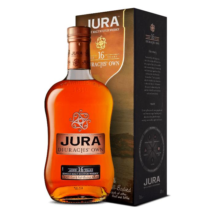 Jura Diurachs' Own Scotch Jura