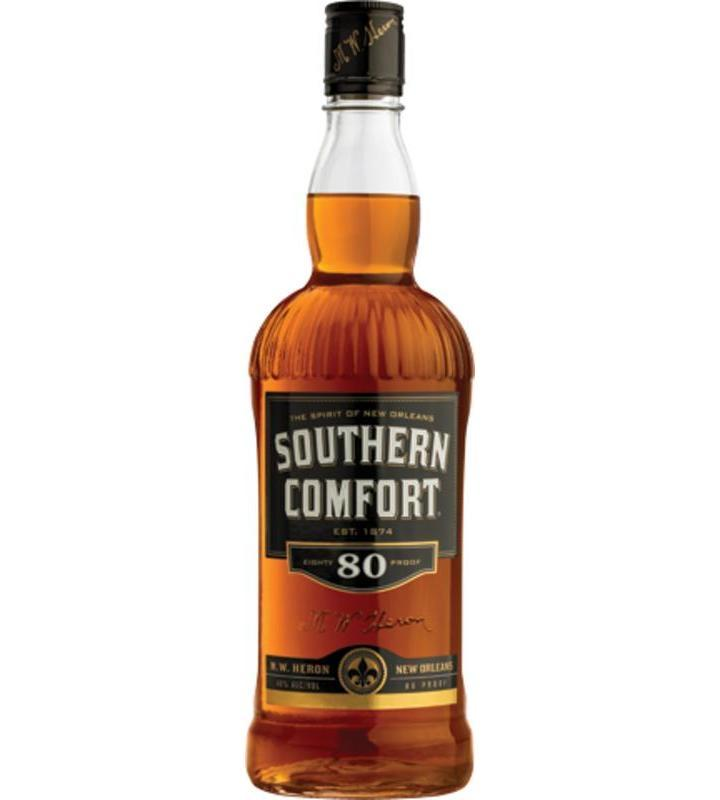 Southern Comfort 80 Proof Whiskey Whiskey Southern Comfort