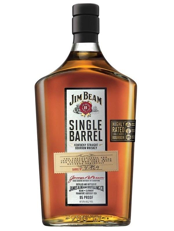 Jim Beam Single Barrel Bourbon Bourbon Jim Beam