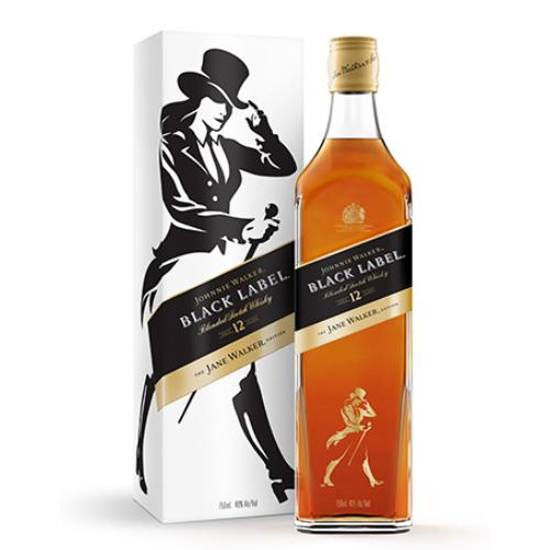 Johnnie Walker Black Label - The Jane Walker Edition Scotch Johnnie Walker