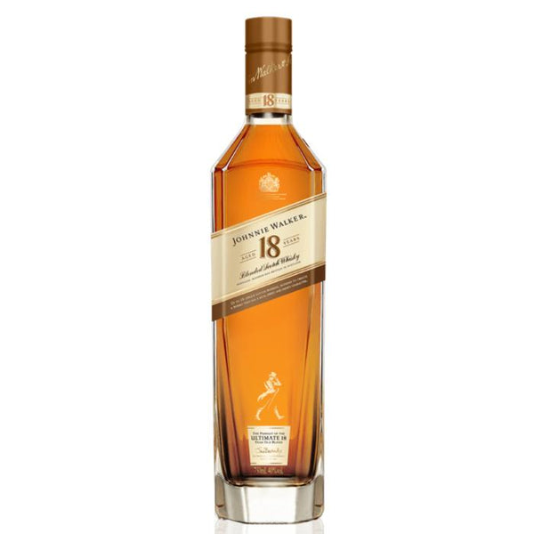 Johnnie Walker Aged 18 Years Scotch Johnnie Walker