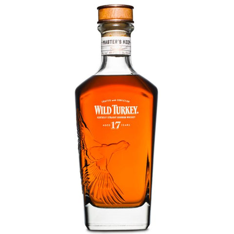 Wild Turkey Master's Keep 17yr