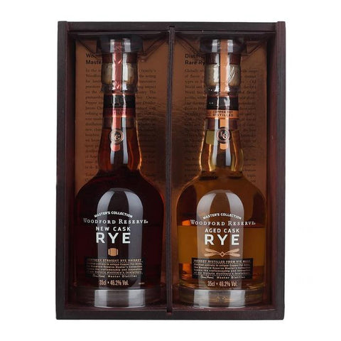 Woodford Reserve Master's Collection New & Aged Cask Rye